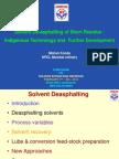 Solvent Deasphalting PPT Final_1