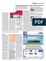 Philatelie LeMonde 121011