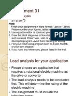 Assignment 01 MFH