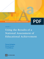 National Assessments of Educational Achievement Volume 5