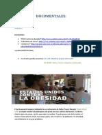 DOCUMENTALES Ed. Física