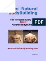 True Natural Bodybuilding eBook