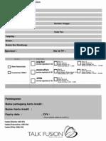 Formulir Registrasi
