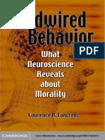 [Laurence Tancredi] Hardwired Behavior. What Neuro(BookFi.org)