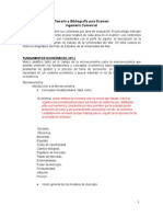 IngComercialTEMARIO EXAMEN