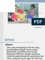 Obstetri Sosial