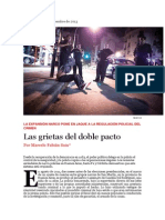 Las Grietas Del Doble Pacto