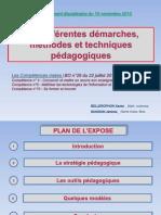 Les Outils Pedagogiques Version Finale