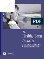 The Healthy Brain Initiative