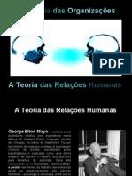Teoria das relações humanas apresentação1