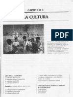 Kottak - La Cultura