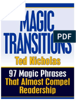 Magic Transitions Cw
