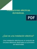 Instalaciones Electricas b.t.