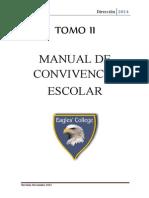 Manual de Convivencia Eagles College 2014 Def