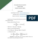 Seminário de Álgebra