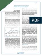 Abenomics and the Japanese Economy (December 2013)