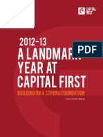 CFL Annual Report 2013