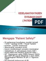 Patient Safety Blok 2