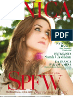 Revista Moda Unica - Agosto'09