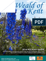 Weald of Kent Holiday Guide 2014