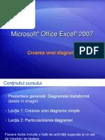 Diagrame Excel 2007