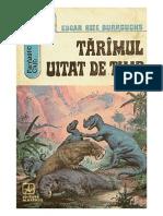 Edgar Rice Burroughs - Taramul Uitat de Timp
