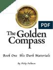 Golden Compass - Book One - His Dark Materials