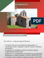 Arte prerromanico e románico