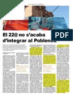 El 22@ No Se Acaba de Integrar Al Poblenou_Revista Carrer