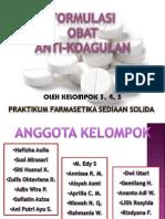 Farmasetika Sediaan Solida