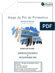 Rapport Stage Fin Formation tri