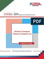 CRISIL-Research_ier-Report-Shriram Transport Finance Company Ltd_2013
