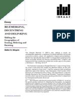 Mignolo Re Emerging Decentring and Delinking
