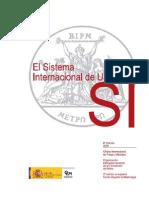 Sistema Internacional Unidades SI