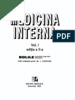 Medicina Interna - Vol 1 Gherasim