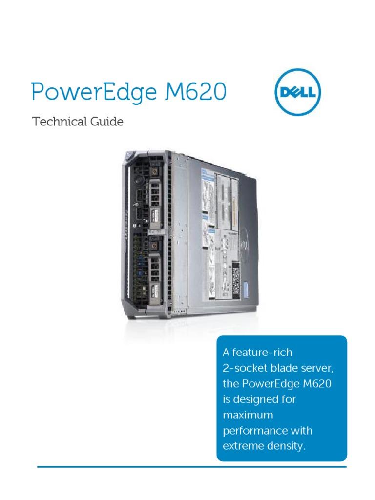 Dell-emc poweredge vrtx technical guide.