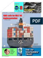 The International Seafarers' Action! Journal