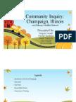 community inquiry