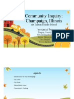 community inquiry