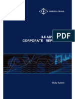 ACCA Advanced Corporate Reporting 2005