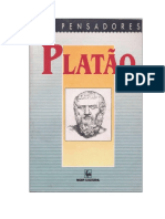 Platão - pensadores