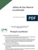 Plantas Satélites de Gas Natural Licuefactado