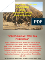 Teori Strukturalisme