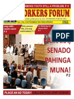 Workers Forum - November Issue 2