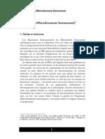 Selection de Lecture OSE Feuerstein