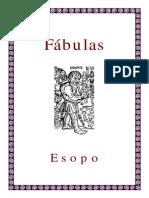 Fabulas Esopo