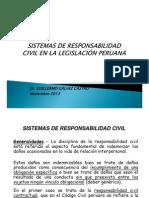 Responsabilidad Civil Peruano
