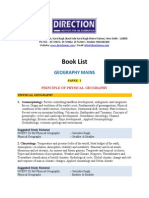 Direction Book List for IAS Exams