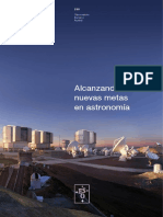 Reaching New Heights in Astronomy (Español)