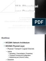 31788711 WCDMA Physical Layer Design